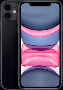 iPHONE 11 128GB BLACK 2020