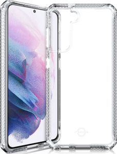 ITSkins Level 2 Spectrum cover - transparent - for Samsung Galaxy S21 +