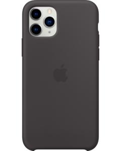 iPHONE 11 PRO MAX LEATHER CASE BLACK