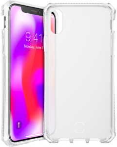 ITSkins Level 2 Spectrum cover - transparant - iPhone Xr