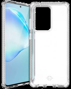 ITSkins Level 2 Spectrum cover - Transparant - Samsung S20 ultra