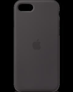 iPhone SE Silicone Case - Black
