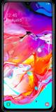 Galaxy A70 - black