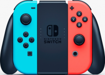 Switch Red/Blue Hac-001