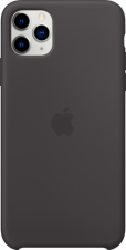 iPHONE 11 PRO LEATHER CASE BLACK