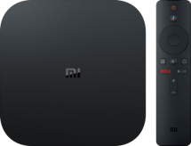 MI TV BOX S 4K 8GB BLACK