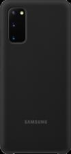 Samsung Silicone cover - black - Samsung S20