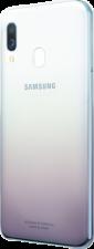 Samsung gradation cover - black -Samsung A40