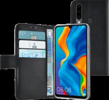 Azuri walletcase - black - Huawei P30 Lite