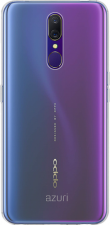 Azuri case TPU - transparent - for Oppo Reno A5/A9 2020