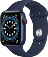 Watch Series 6 Cellular 44mm Blue Navy Sport Band