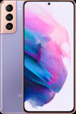 Galaxy S21 + 128GB 5G Phantom Violet